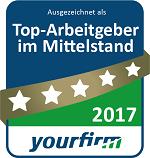 Top Arbeitgeber im Mittelstand 2017